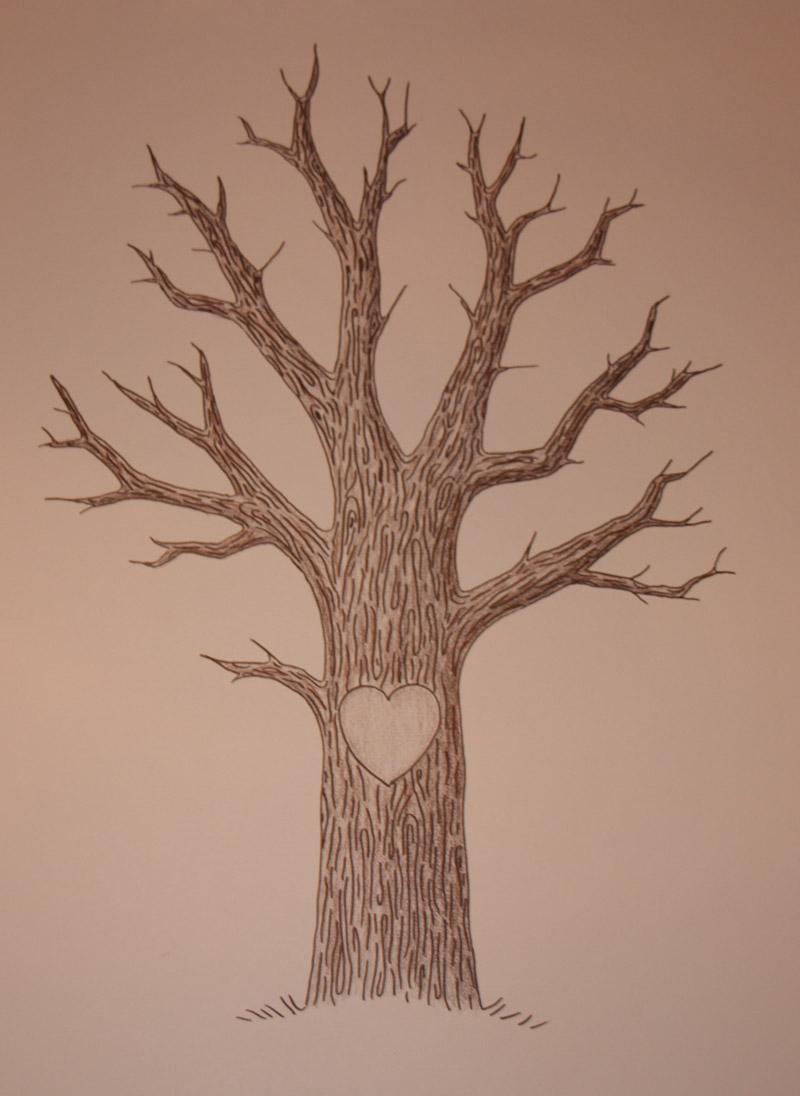 Baum Im Kinderzimmer Malen ~ Kreative Bilder für zu Hause Design ...